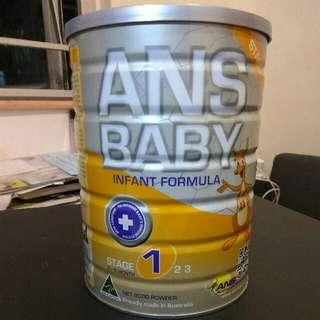 Aus 澳洲製造 初生嬰兒奶粉 0-6個月 (大罐)