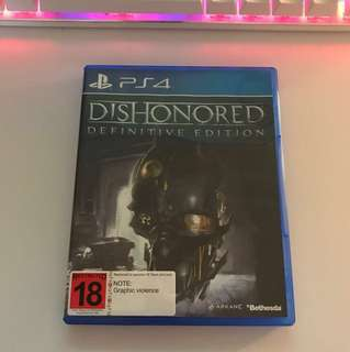 Dishonoured Definitive Edition