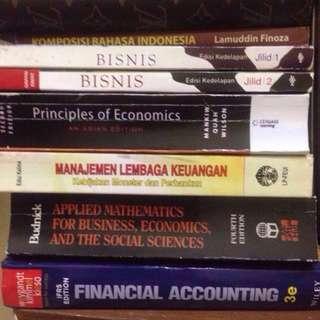 Buku kuliah perbankan