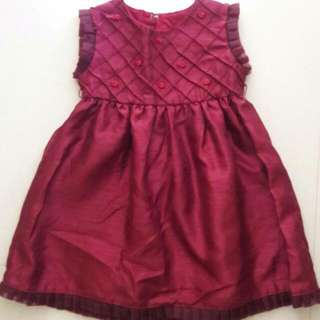 Preloved Toddler Gown