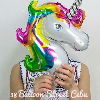 SOON - Unicorn Mylar Balloon - Small