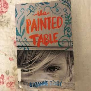 The Painted Table (Paperback)