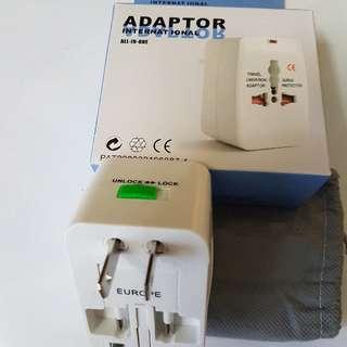 International Travel Adaptor