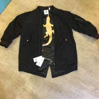 BNWT H&M STUDIO 2017 kids bomber jacket