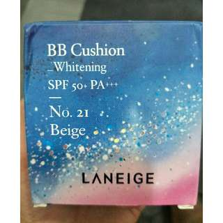 Laneige BB cushion (refill pack only)