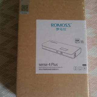 Romoss Sense4 Plus Powerbank