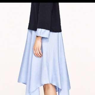 Authentic Zara Duo Tone Dress