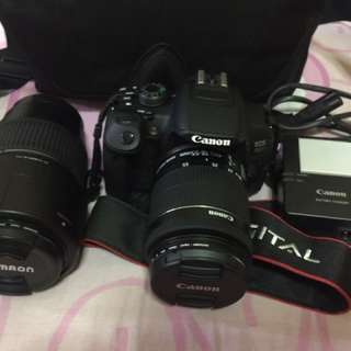 Canon EOS 700D Full Set With Dry box