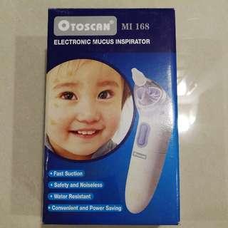 Otoscan Electronic Mucus Inspirator