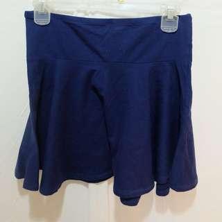 Forever 21 navy blue skirt