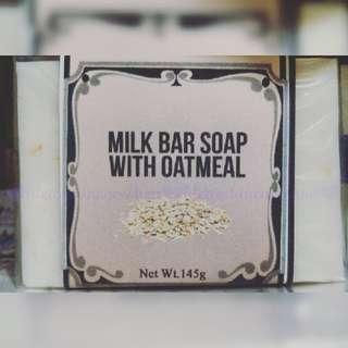 Milk Bar Soap with Oatmeal