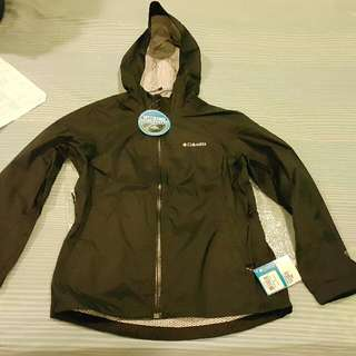 Brand New Authentic Columbia Waterproof Jacket
