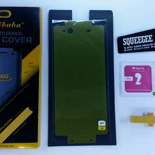 TPU Screen Protector full cover anti-shock for Samsung S8 Plus S7 edge S6 edge J7 prime pro A5 a7 A8 2017