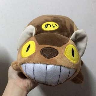 龍貓公車玩偶