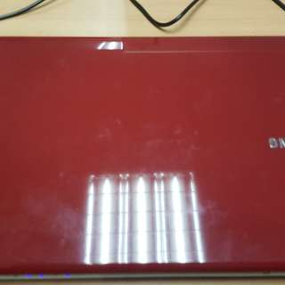 Samsung Netbook Red Colour