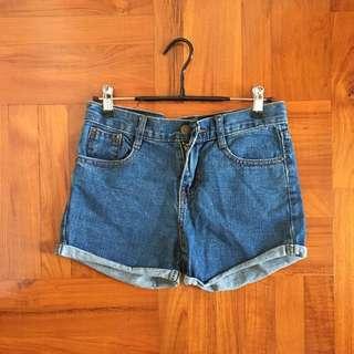 牛仔短褲 Jeans Shorts
