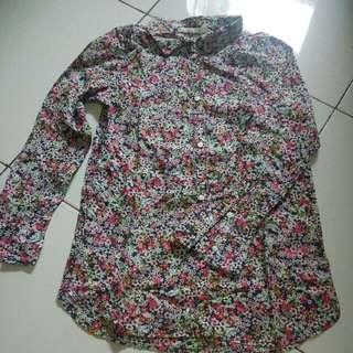 Flower Shirt - HnM