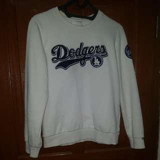 Dodgers Sweater