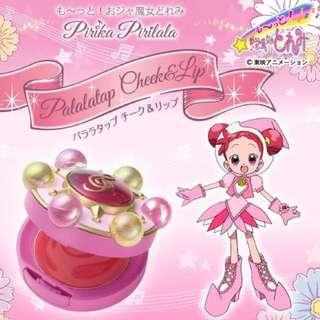 小魔女doremi 啪啦啪拉變身器腮紅 新品 預購 12月發貨 魔法棒