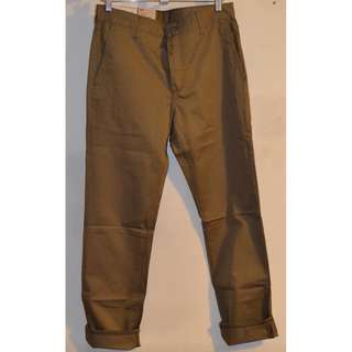 NEW Mens Levis 511 Chinos Size 32W