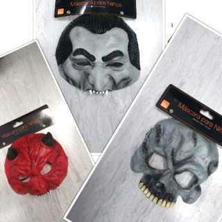 Halloween 🎃 面具