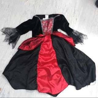 Halloween 🎃 小童巫婆裙 Yr 4-6