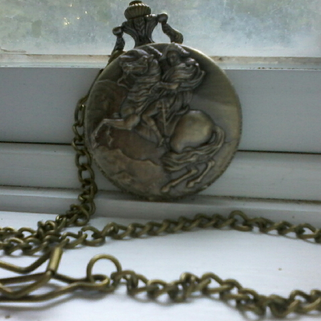 Napoleon Pocket Watch
