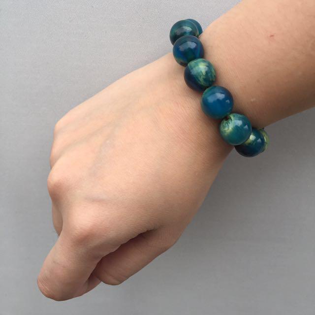 藍雪山-蜜蠟