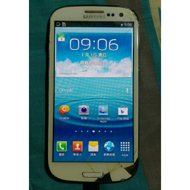 "三星 Samsung S3 I939 "" 亞太版 "" (零件機)"