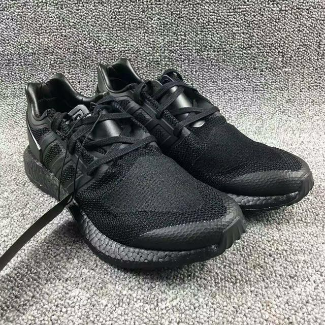 huge discount 26b99 2a025 ... clearance prices 8010e 8423c Adidas x Y3 Pureboost Triple Black, Mens  Fashion, Footwear on ...