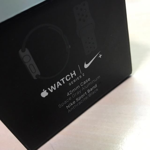 Apple watch nike series 2 42mm electronics others on carousell colourmoves