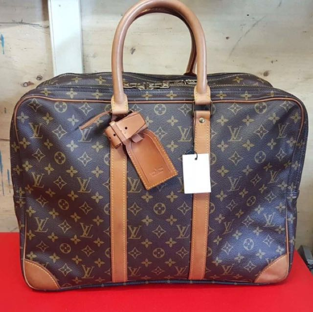 Authentic LV Luggage