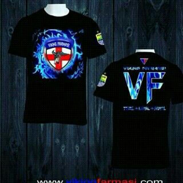 Baju Bobotoh Persib( Komunitas Viking Farmasi Indonesia)