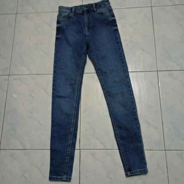 Bershka HW pants
