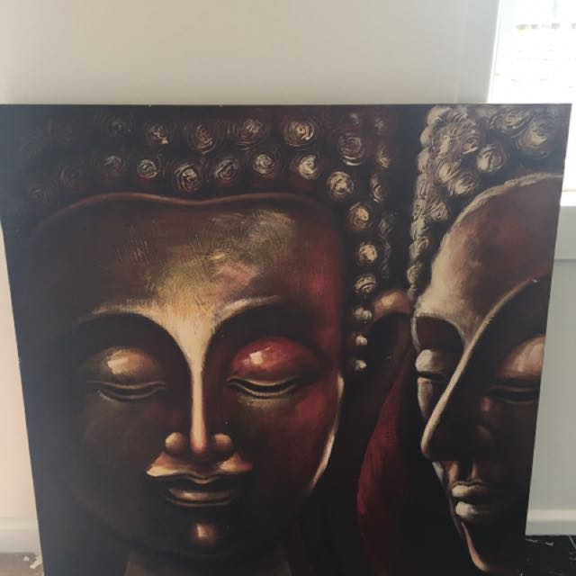 Bhudda canvas