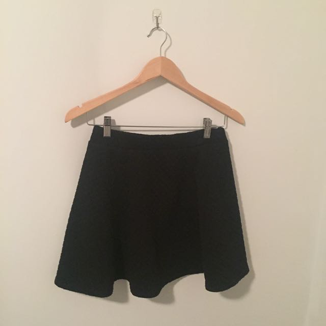 Black Skirt Size 10