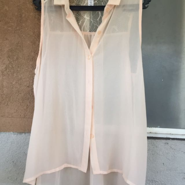 Blouse By Ambiance Apparel Women S Fashion Clothes Tops On Carousell