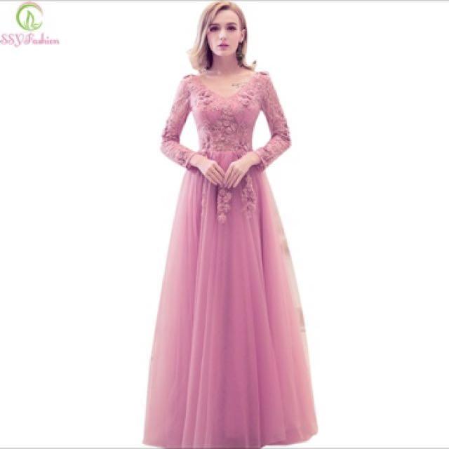 Maxi dress murah 2018 super