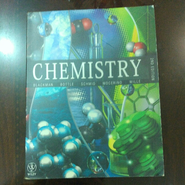 chemistry blackman bottle schmid mocerino and wille 2nd rh my carousell com