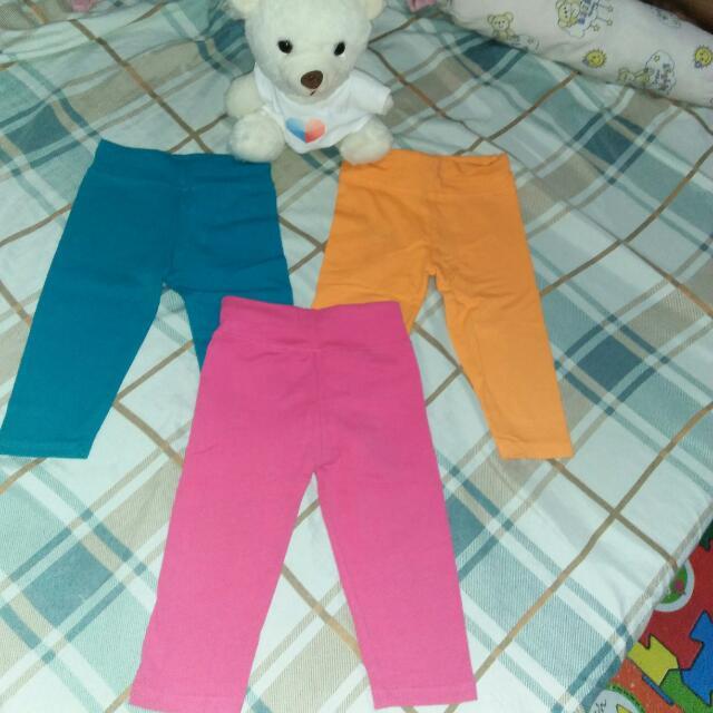 Colored Leggings (take all)