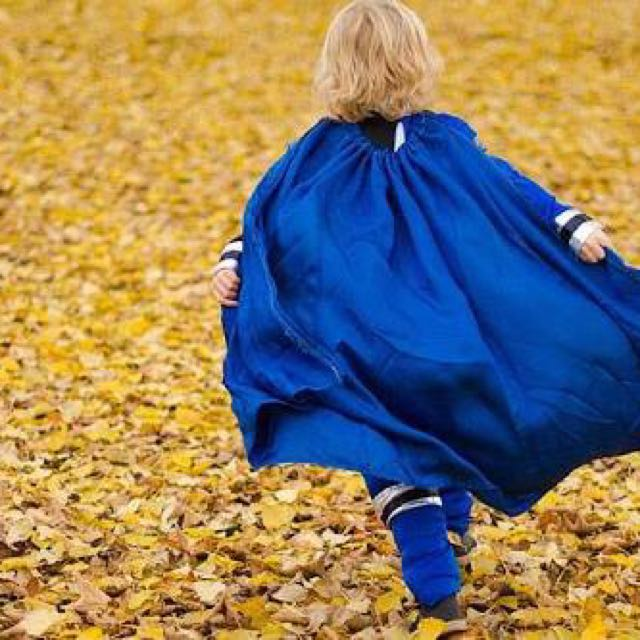 Costume Or Playtime Cape