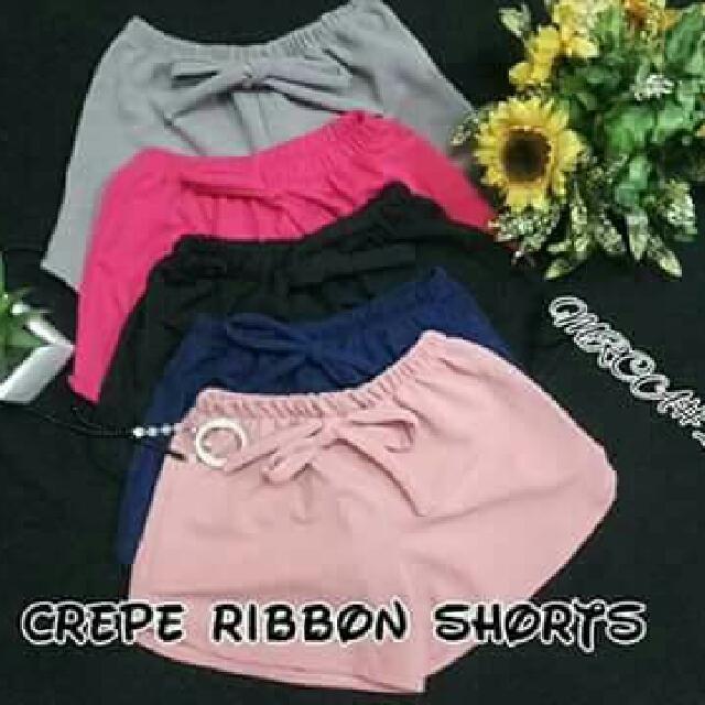 Crepe Short