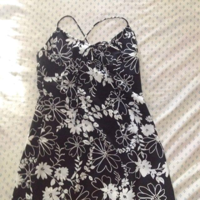 Crossback Dress