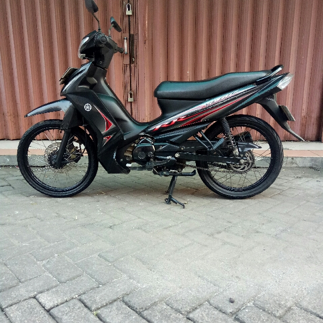 Di Jual Motor Yamaha Vega Rr 115 Tahun 2015 Motorbikes On