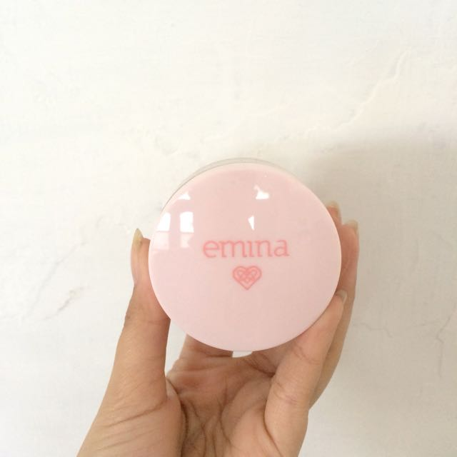 EMINA LOOSE POWDER BARE WITH ME