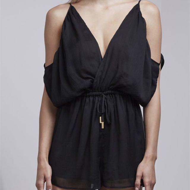 Finders Keepers Mateo Playsuit
