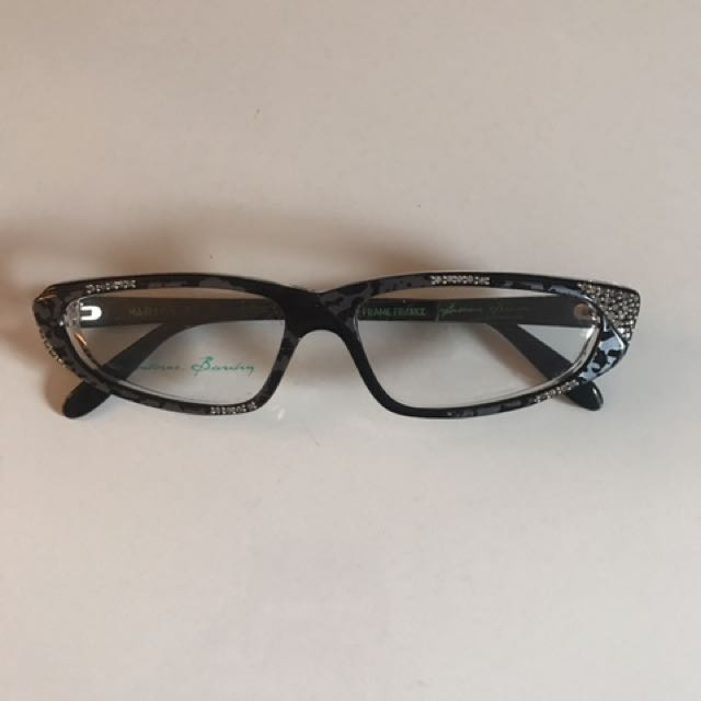 Frame France Antoine Barchy Glasses