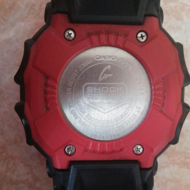 G Shock Casio GX-56