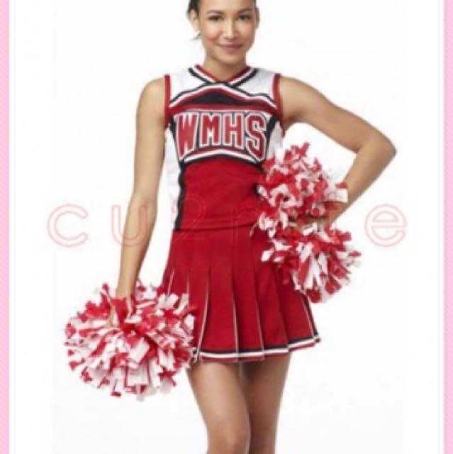 Glee Cheerleading Costume