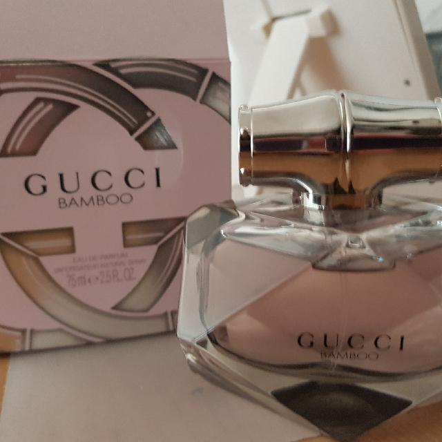 Gucci Bamboo Eau De Parfum 75ml Health Beauty Fragrance On Carousell